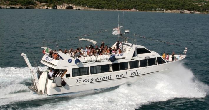 La Flotta Navitremiti - M/N Elia Jet