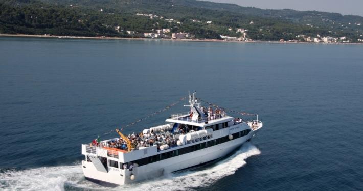 La Flotta Navitremiti - M/N Onda