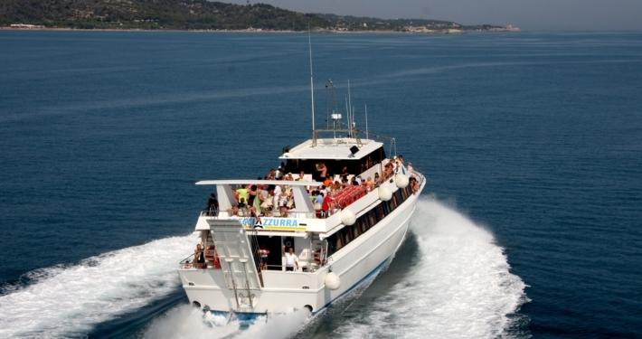 La Flotta Navitremiti - Freccia Azzurra